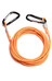 """Swimmrunners Support Pull Belt Cord 3m Neon Orange"""
